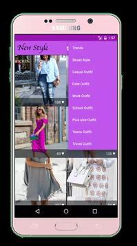 Fashion clothing styles (New) apk screenshot
