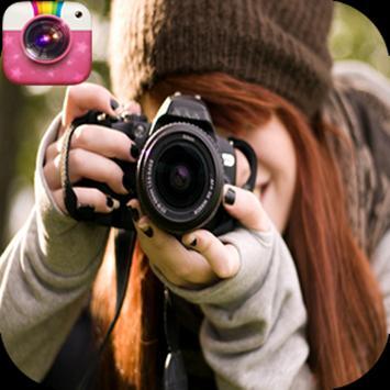 insta + HD Selfie Camera 2018 apk screenshot