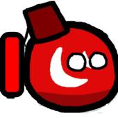 CountryBall FLY icon
