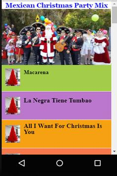 Mexican Christmas Party Mix Songs & Music for Android - APK
