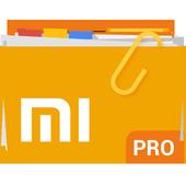 File Manager by Xiaomi: Explorador de arquivos ícone