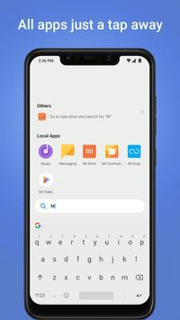 POCO Launcher screenshot 1
