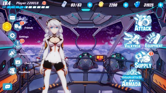 Honkai Impact 3 screenshot 5