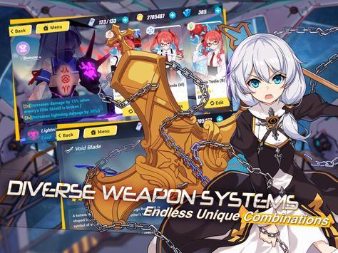 Honkai Impact 3 screenshot 8
