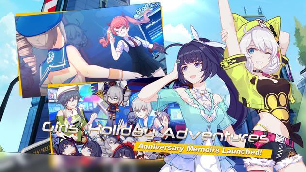 Honkai Impact 3 poster
