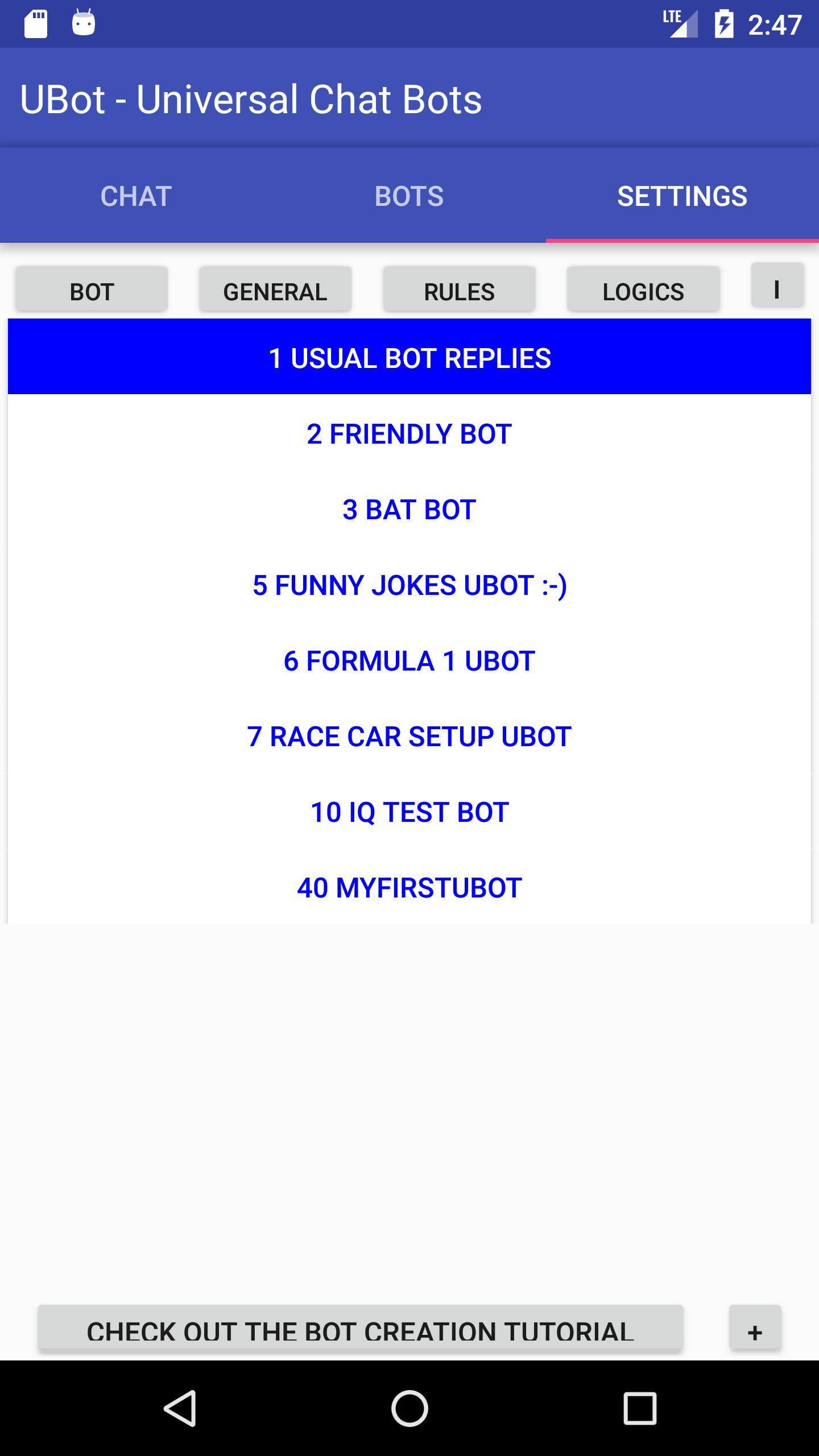 UBots for Android - APK Download