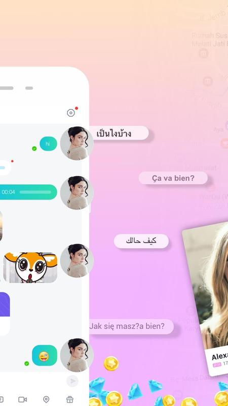 Mico- Stranger Chat& Random video Chat, Live, Meet APK Download ...