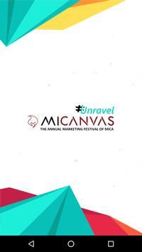 MICANVAS poster