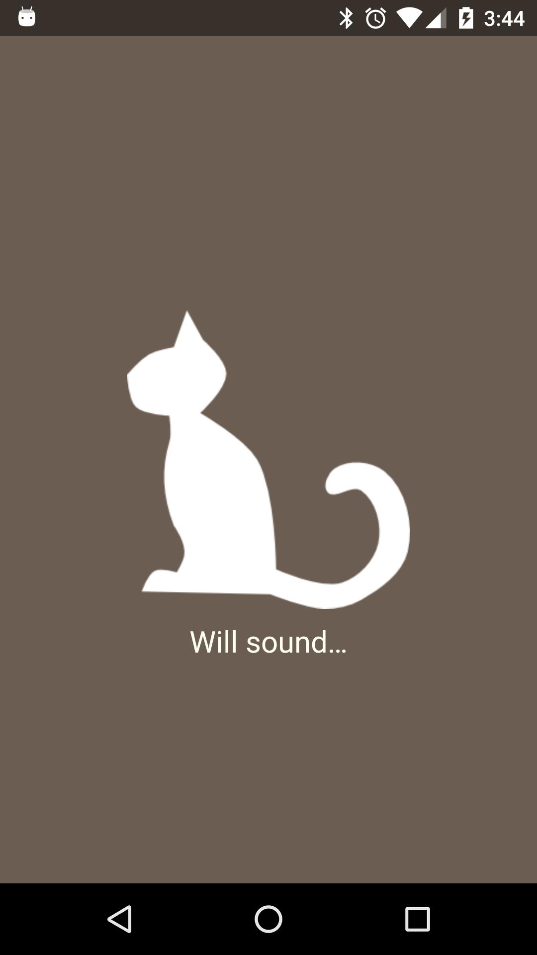 Cat Paper poster
