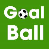 Goal Ball icon