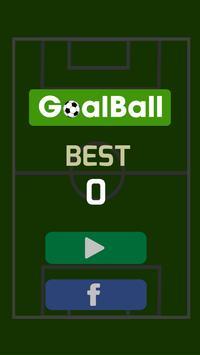 Goal Ball poster