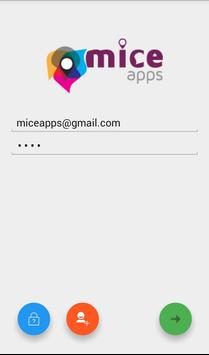 MICEapps poster