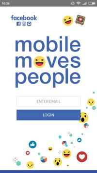 Mobile Moves People poster