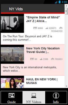 NYC Guide von ilovenewyork.at apk screenshot