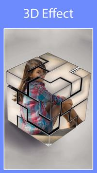 3D Photo Effect poster