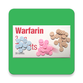 Warfarin Self-Care Quiz icon