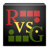 Red vs. Green icon