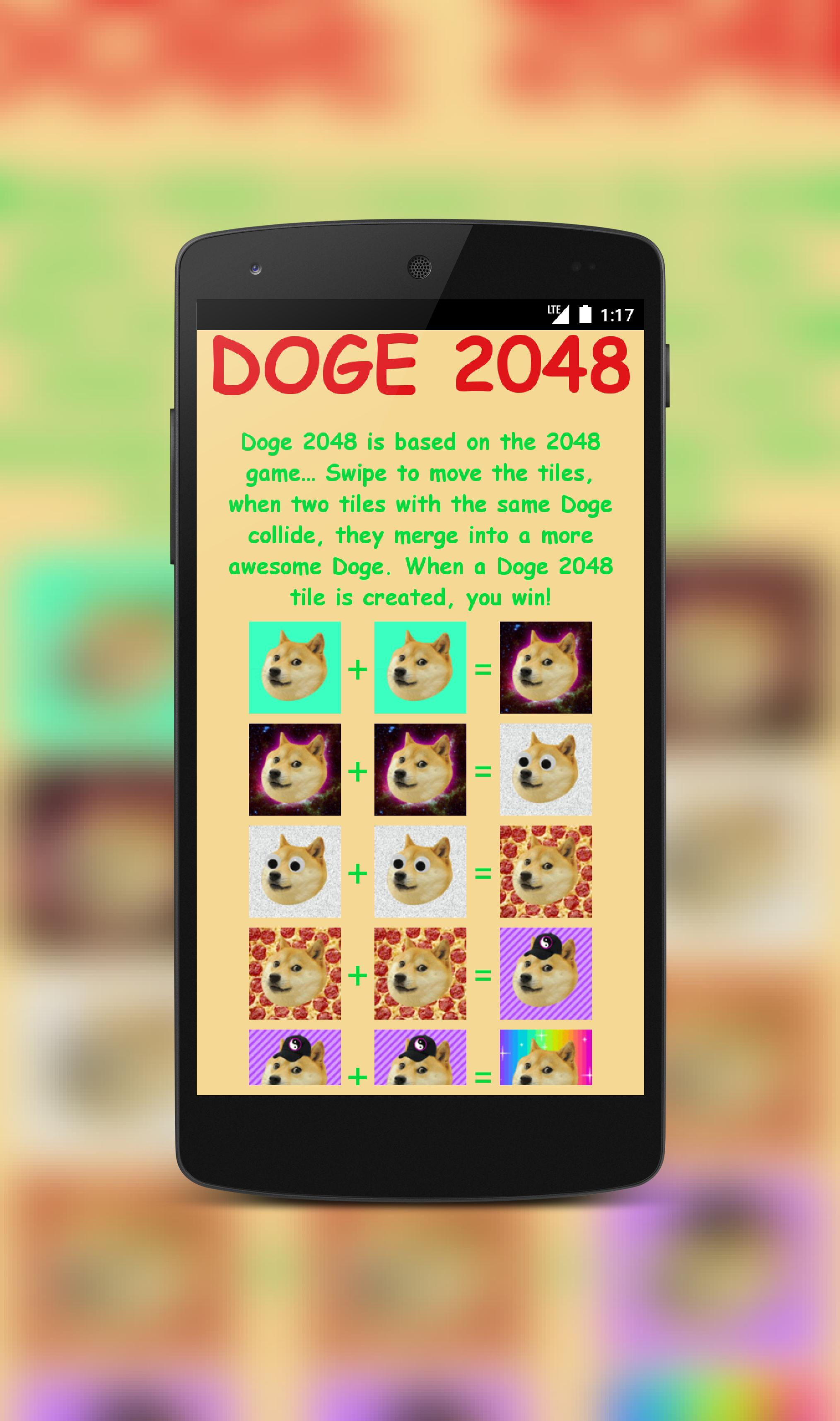 By Photo Congress    2048 Doge