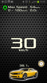 Fastest Car Speed Monitor poster