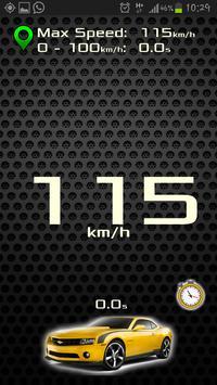 Fastest Car Speed Monitor apk screenshot