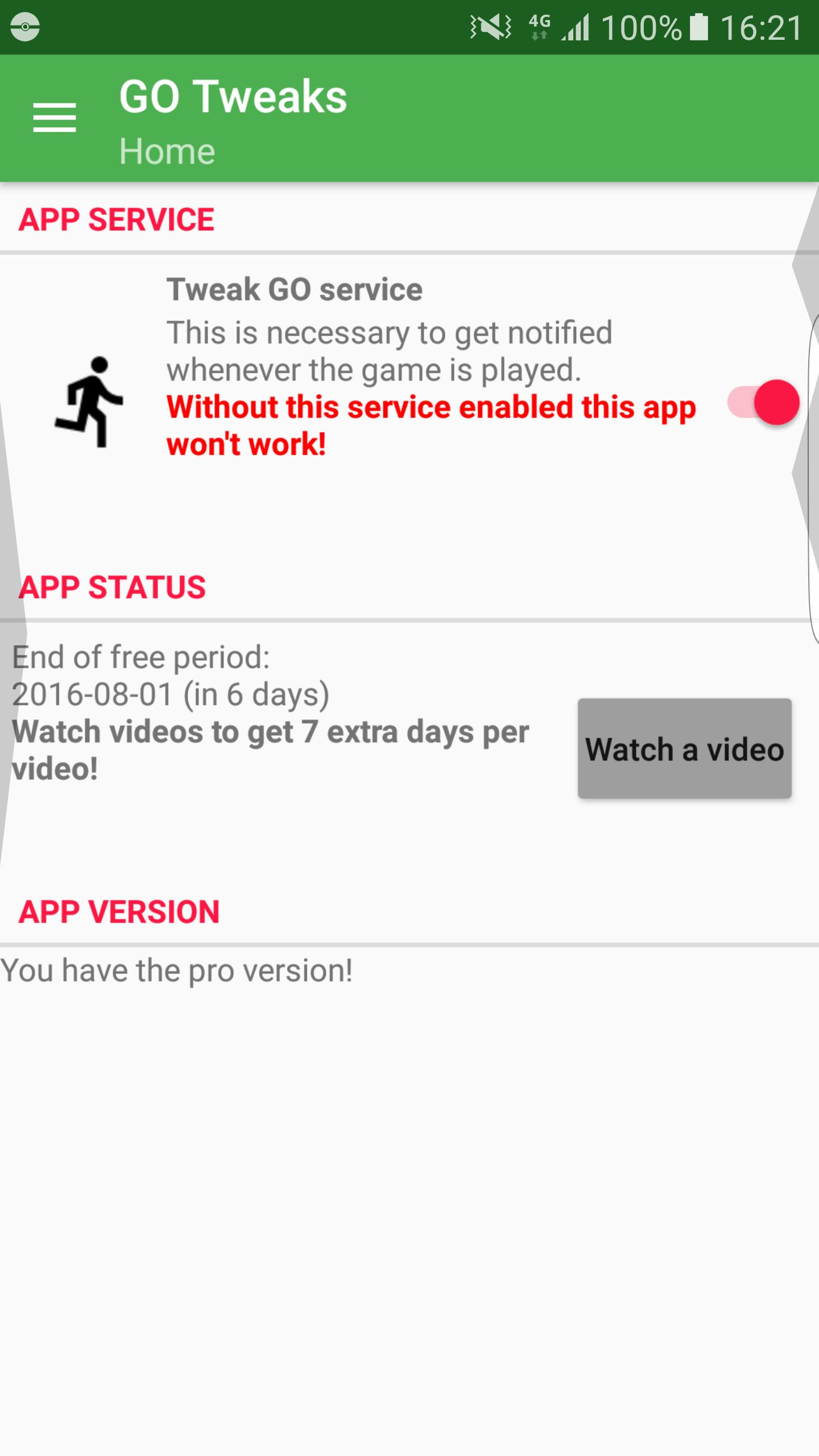Tweaks for GO for Android - APK Download