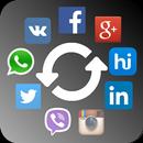 Social Contact Photo Sync APK Android