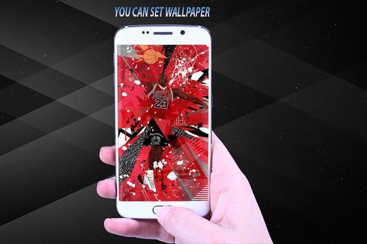 ... Michael Jordan Wallpaper screenshot 5 ...