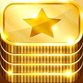 Gold Coin Dozer Castle Arcade icon