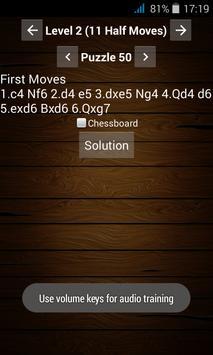 Blindfold Chess Training screenshot 3