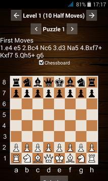 Blindfold Chess Training screenshot 1