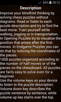 Blindfold Chess Training screenshot 7