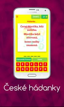 České hádanky screenshot 2
