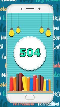 504 لغت ضروری - 504 english word screenshot 1