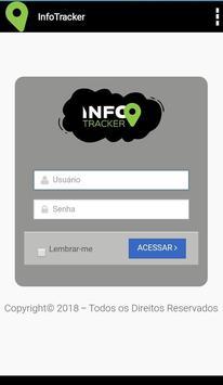 Infotracker Monitor screenshot 1
