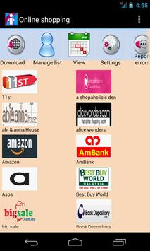 ClickClick Online,MallShopping apk screenshot