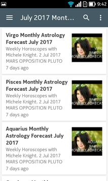Michele Knight horoscope for Android - APK Download