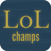 Champion Info for LoL icon