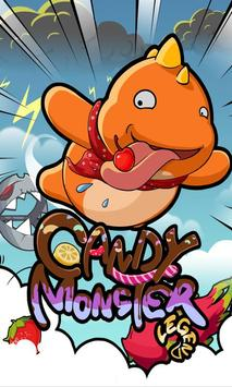 Candy Monster Legend HD poster
