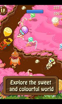 Candy Monster Legend HD screenshot 13