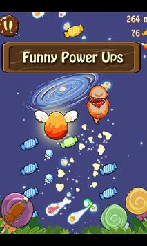 Candy Monster Legend HD screenshot 1