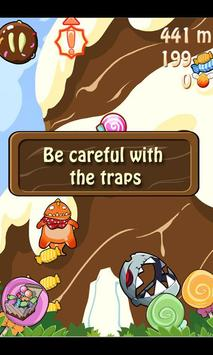 Candy Monster Legend HD screenshot 2