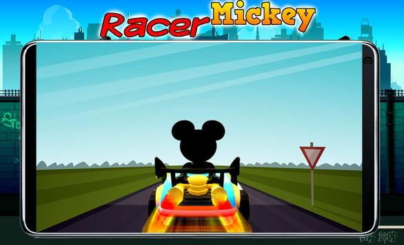 Race Mickey RoadSter Minnie screenshot 4