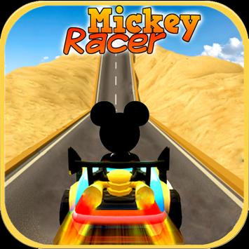 Race Mickey RoadSter Minnie screenshot 3
