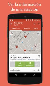 Sevilla Sevici screenshot 1