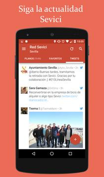 Sevilla Sevici screenshot 3