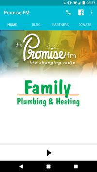 The Promise FM poster