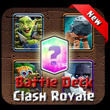 Battle Deck Arena poster
