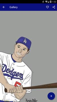 Corey Seager Wallpapers HD MLB poster