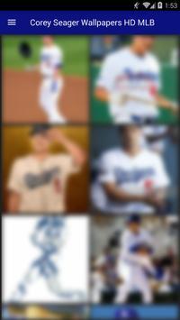 Corey Seager Wallpapers HD MLB apk screenshot