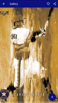 Carlos Correa Wallpapers HD MLB apk screenshot